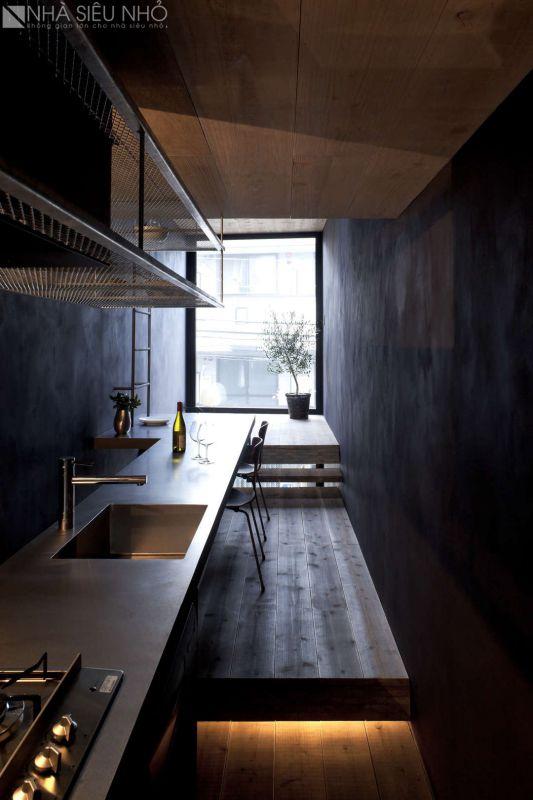 Không gian phòng ăn
