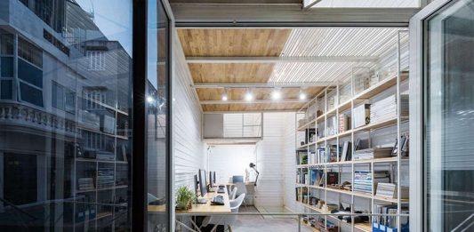 Phương án thiết kế nhà nhỏ đẹp chỉ 10m2 tại Hà Nội